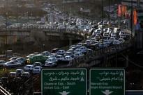 پارکینگی وسیع و پر از ماشین به اسم تهران