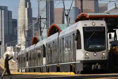 LA Metros Foothill Gold Line extension to open in March ۲۰۱۶