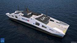 نروژ کشتی با سوخت هیدروژنی میسازد
