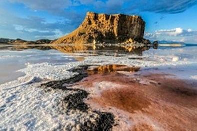 انتقال آب دریاچه وان ترکیه برای نجات دریاچه ارومیه