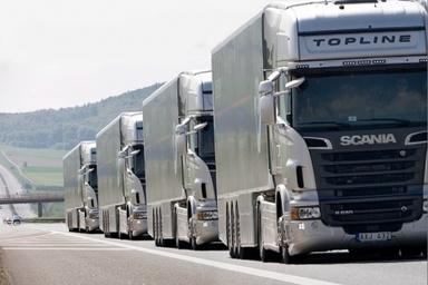 سنگاپور کامیونهای خودران را جایگزین نیروی انسانی میکند
