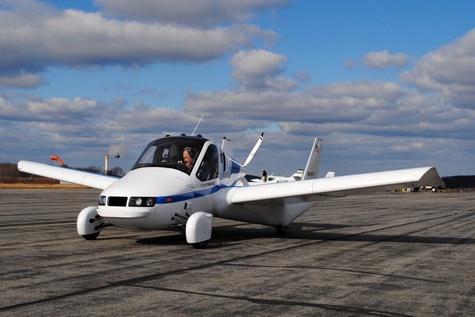 عرضه اولین خودرو پرنده تولید انبوه توسط «ولوو»