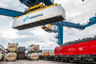 CoolRail to cut carbon footprint of fresh food