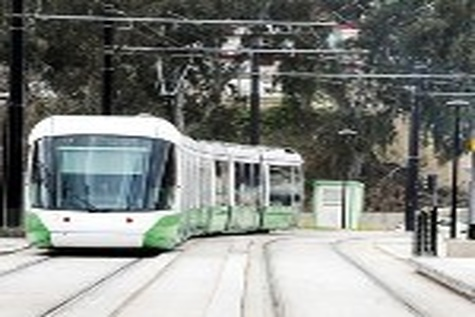 Constantine tram extension contract