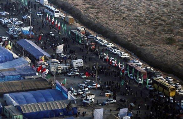 ادامه محدودیتهای ترافیکی گسترده در مسیرهای منتهی به عراق