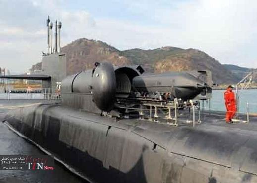 نیروی دریایی آمریکا دوازدهمین زیردریایی جدید هستهای خود را راهاندازی کرد