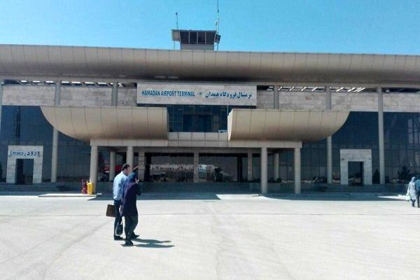 قدردانی از عملکرد فرودگاه همدان در عملیات پروازهای حج