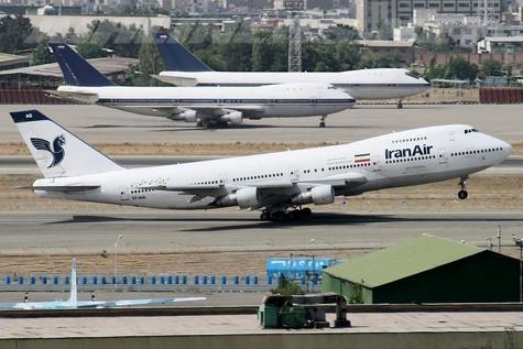 احتمال تاخیر بعضی از پروازهای فرودگاههای استان تهران در روز 14 خرداد
