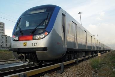 خدماترسانی متروی تهران به تماشاگران دربی
