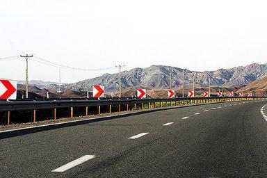 ارتقای ایمنی حمل و نقل جاده ای در آذربایجان شرقی