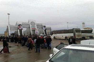 مسافرت بدون ویزای اتباع آذری چوب حراج بر کالاهای ملی