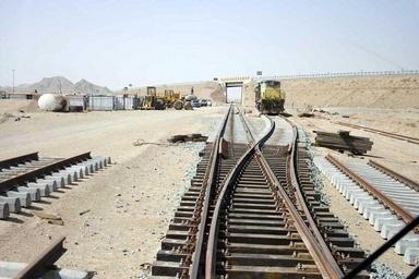 امکان بهرهبرداری از راهآهن چابهار زاهدان تا سال 1400