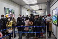 پایش مسافران پرواز پکن-تهران برای جلوگیری از انتقال ویروس کرونا در فرودگاه امام