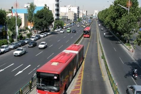 دفاع تمام قد معاون شهردار از اتوبوسهای بدون پلاک ملی