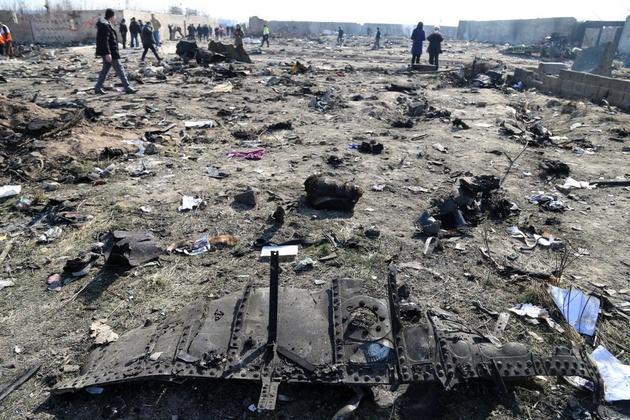 تاخیر در اعلام خبر علت سقوط هواپیمای اوکراینی به دلیل پنهانکاری نبوده است