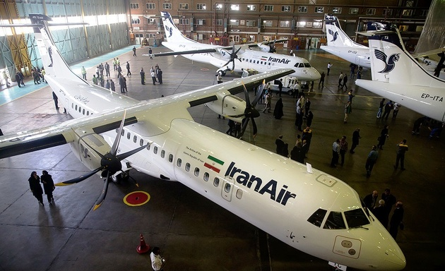 هواپیماهای ATR هما مشتری پیدا کرد