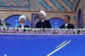 گزارش تصویری / سفر رییس جمهور به یزد
