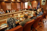 بازدید مدیران و فعالان صنایع دریایی کشورآلمان از بندر شهید رجایی