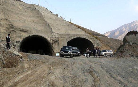منطقه یک آزادراه تهران-شمال در آستانه تکمیل