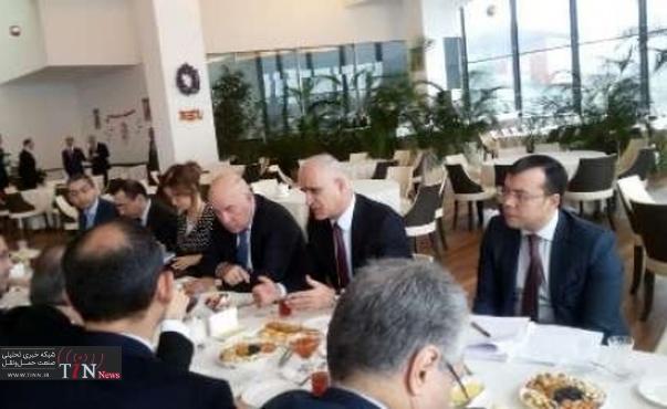 راهکارهای گسترش روابط بانکی ایران و جمهوری آذربایجان بررسی شد
