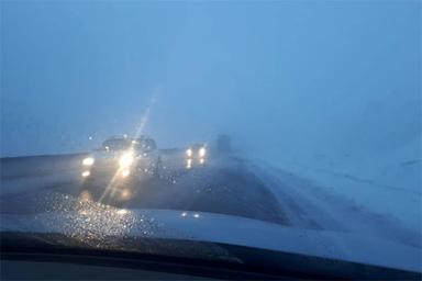 رانندگان از تردد غیرضروری در محورهای هراز و فیروزکوه پرهیز کنند
