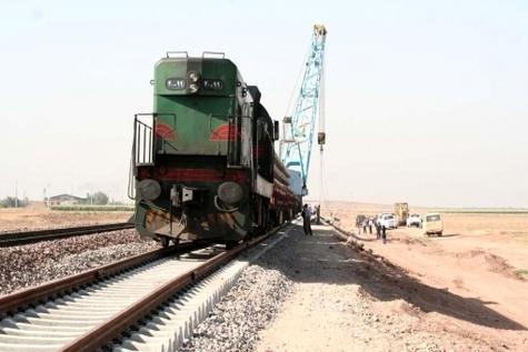 درصورت تامین اعتبار راه آهن کرمانشاه –خسروی تا سه سال آینده به بهره برداری می رسد