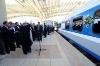راهآهن باید برای استقبال از قطار کرمانشاه صبور باشد