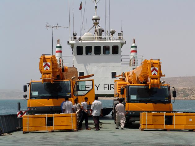 رکود تجارت دریایی، افزایش سرمایهگذاری در بنادر بازرگانی