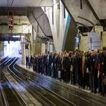 خسارت 920 میلیون دلاری اعتصابات اخیر کارکنان راهآهن فرانسه