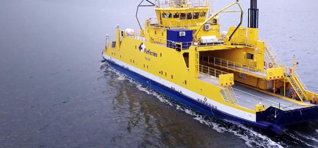 Rolls-Royce, Finferries present world's first fully autonomous ferry