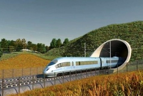 UK to extend HS۲ tunnel to protect Chilterns landscape