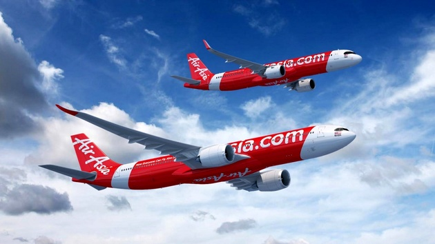 AirAsia X orders twelve more A330neo and thirty A321XLR aircraft