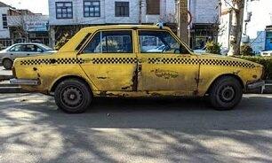 تفاوت قیمت زمین تا آسمان تعویض تاکسی فرسوده با نو