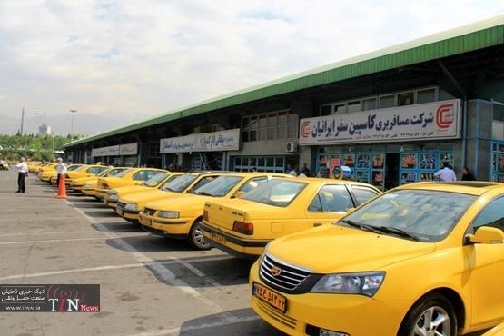 تاکسیهای پلاک ع تحت پوشش سازمان تاکسیرانی قرار بگیرند