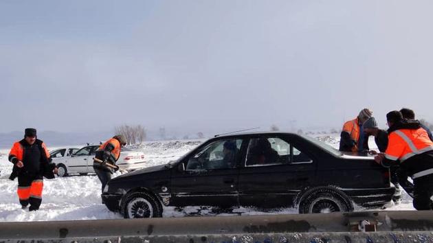دلیل غافلگیری سازمانهای مسئول در بحران برف گیلان چه بود؟