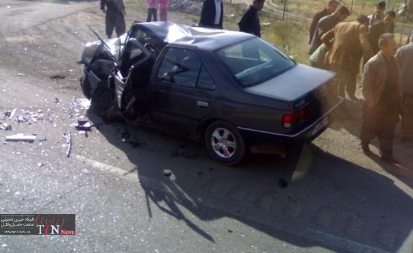 سانحه رانندگی در محور ساوه - همدان ۹ کشته و مجروح برجای گذاشت