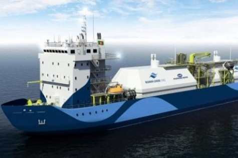 Bomin Linde completes LNG bunkering in Port of Rostock