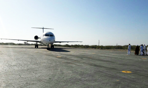 جاسک از مجهزترین فرودگاههای کشور خواهد شد