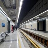 خودکشی یک زن در ایستگاه مترو شهدا