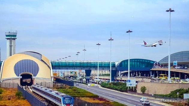 عامل شلوغی فرودگاه امام  چه بود؟