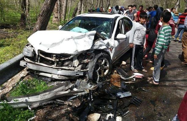 ارائه راهکارهایی جدید برای کاهش تصادفات رانندگی