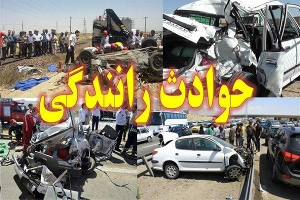 برخورد شدید دو اتوبوس شرکت واحد در تبریز