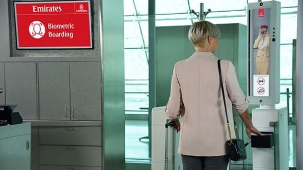 Emirates Airline unveils 'biometric path' at Dubai airport