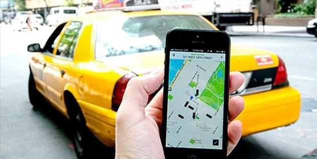 پیوستن تاکسیهای خطی و ویژه به تاکسیهای اینترنتی