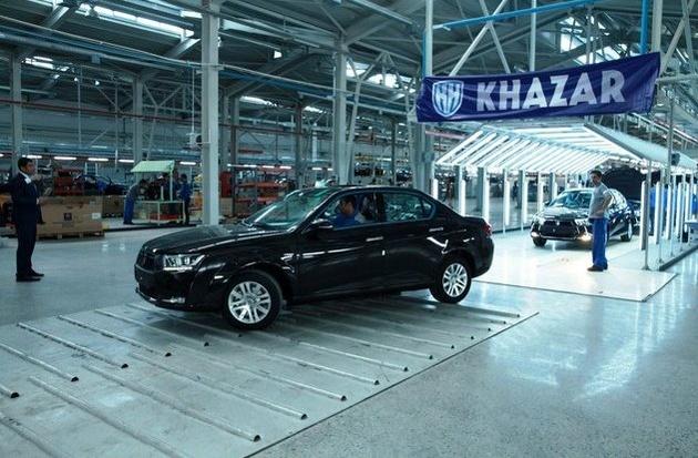 جدیدترین آمار تولید خودرو در کشور
