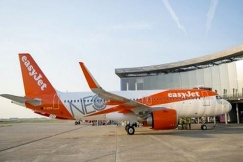 EasyJet picks TUI Group executive as next CEO