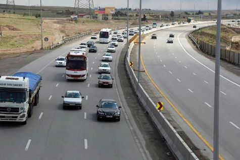 هشدار پلیس راه خراسان جنوبی به رانندگان