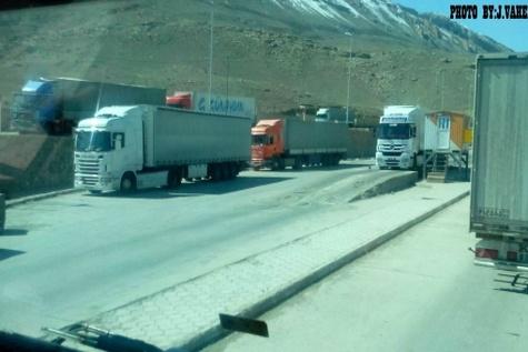 کامیونداران بیشترین سهم از تصادف های رانندگی آذربایجان شرقی را دارند