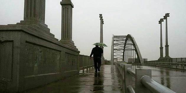 بارندگی در اهواز به ۵۹/۲ میلیمتر رسید