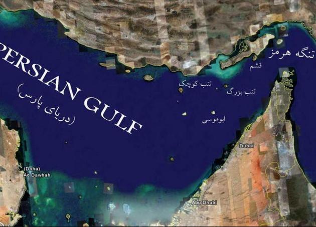 پاتک نفتی ایران در تنگه هرمز